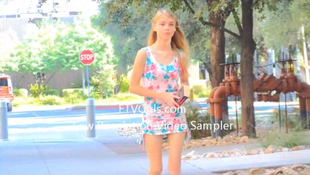 Hannah FTV Girl 1